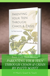 Image of Parenting Teen book review link