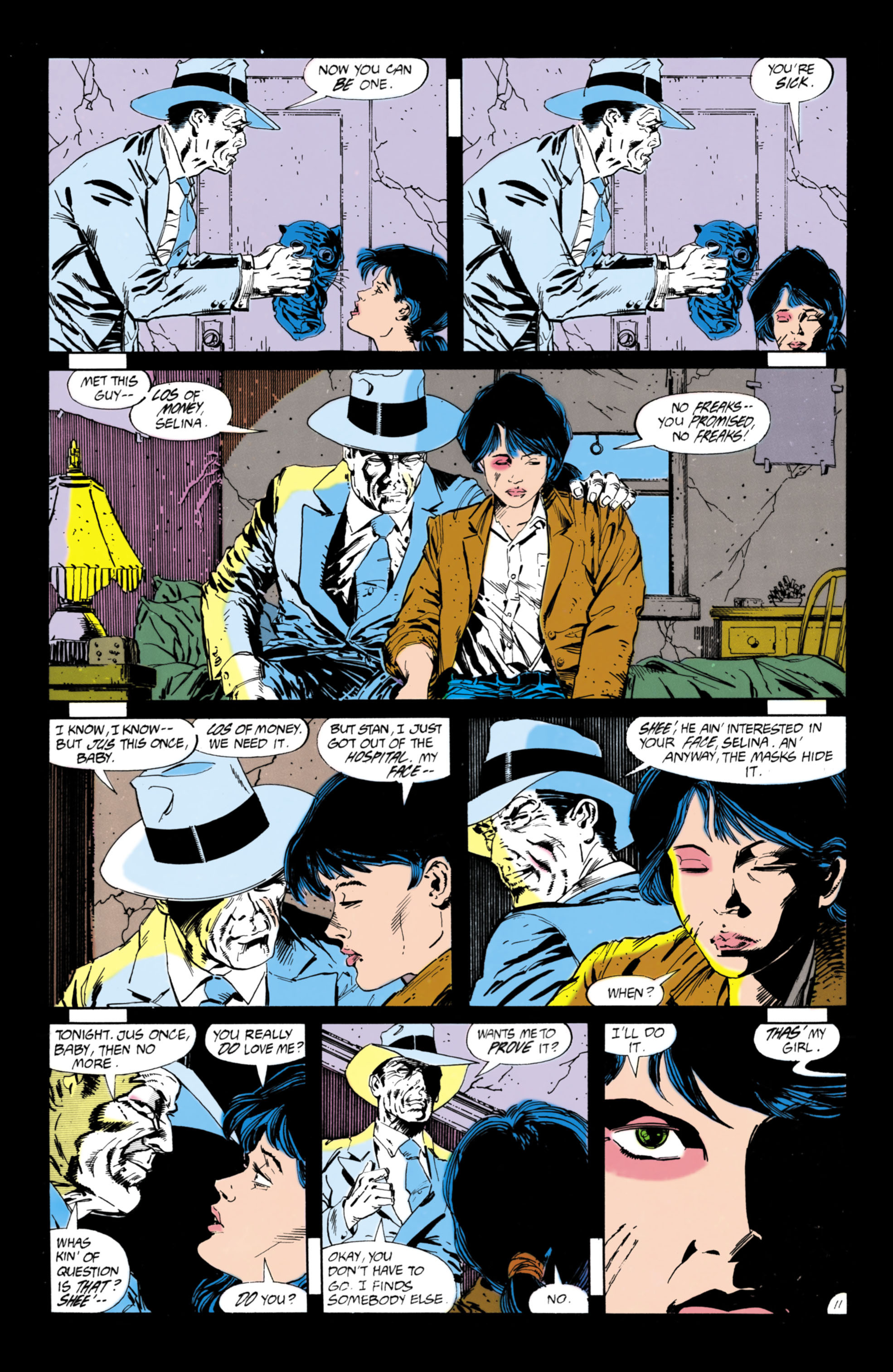 Catwoman (1989) Issue #1 #1 - English 12