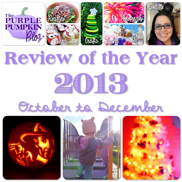 Review of the Year 2013 - October to December