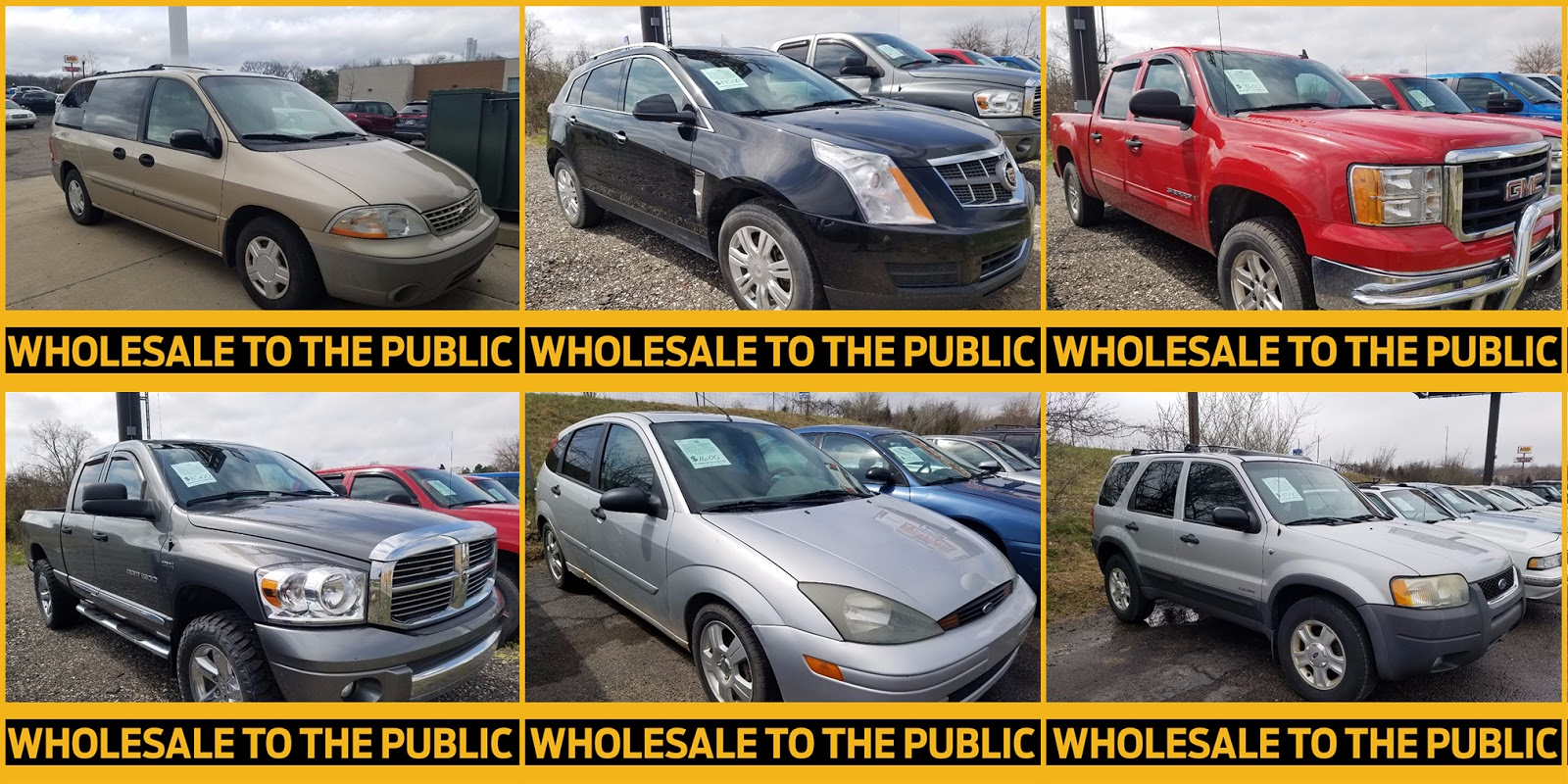 Brighton Ford Brighton Ford Now Offers Wholesale To The Public