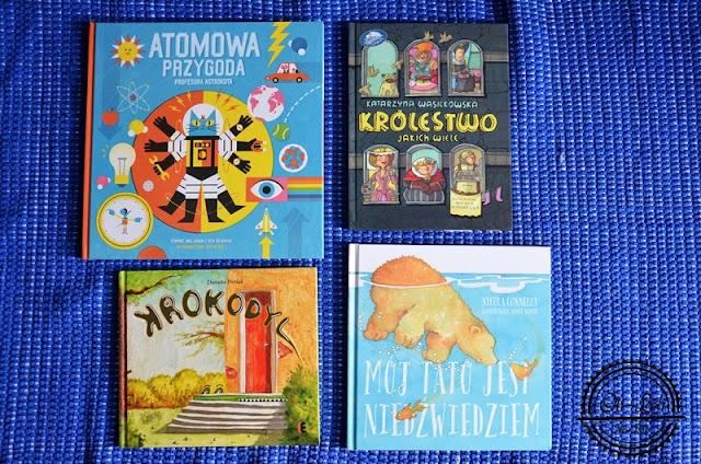Książkowi ulubieńcy Oliwiera: wrzesień