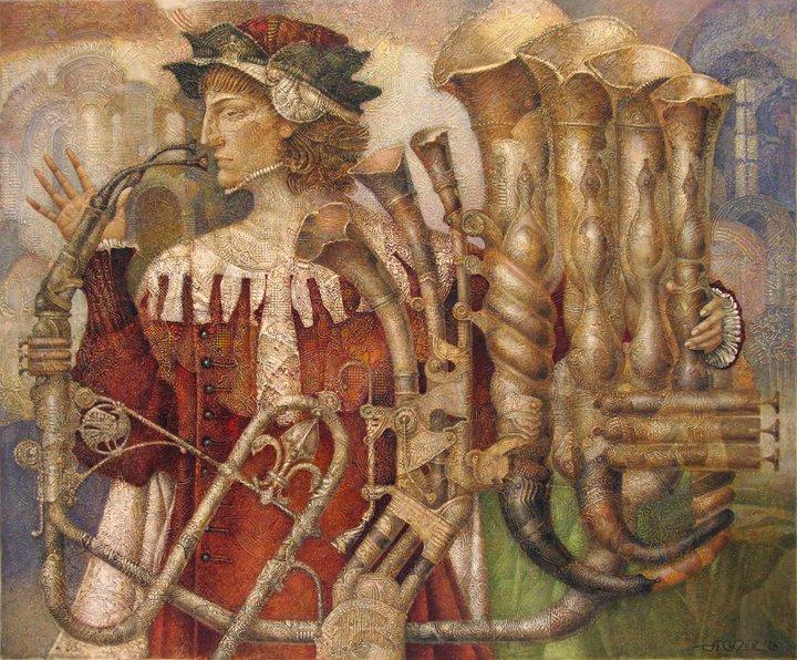 Xудожник Александр Сигов 1955