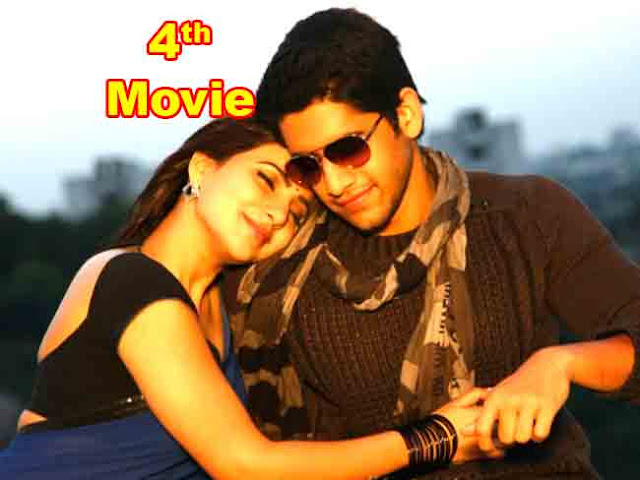 Fourth Time Naga Chaitanya Romance With Samantha