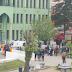Zapalio se muškarac u zgradi Općine Kalesija - VIDEO