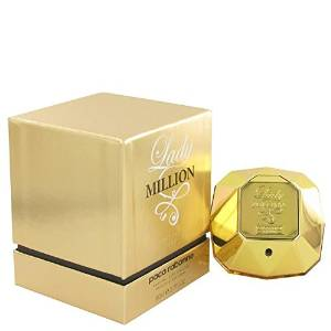 Lady Million Absolutely Gold by Paco Rabanne – Eau De Parfum Spray
