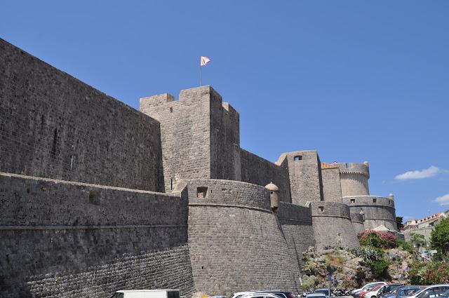 foto que ver en Dubrovnik muralla