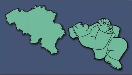 Belgium illustration