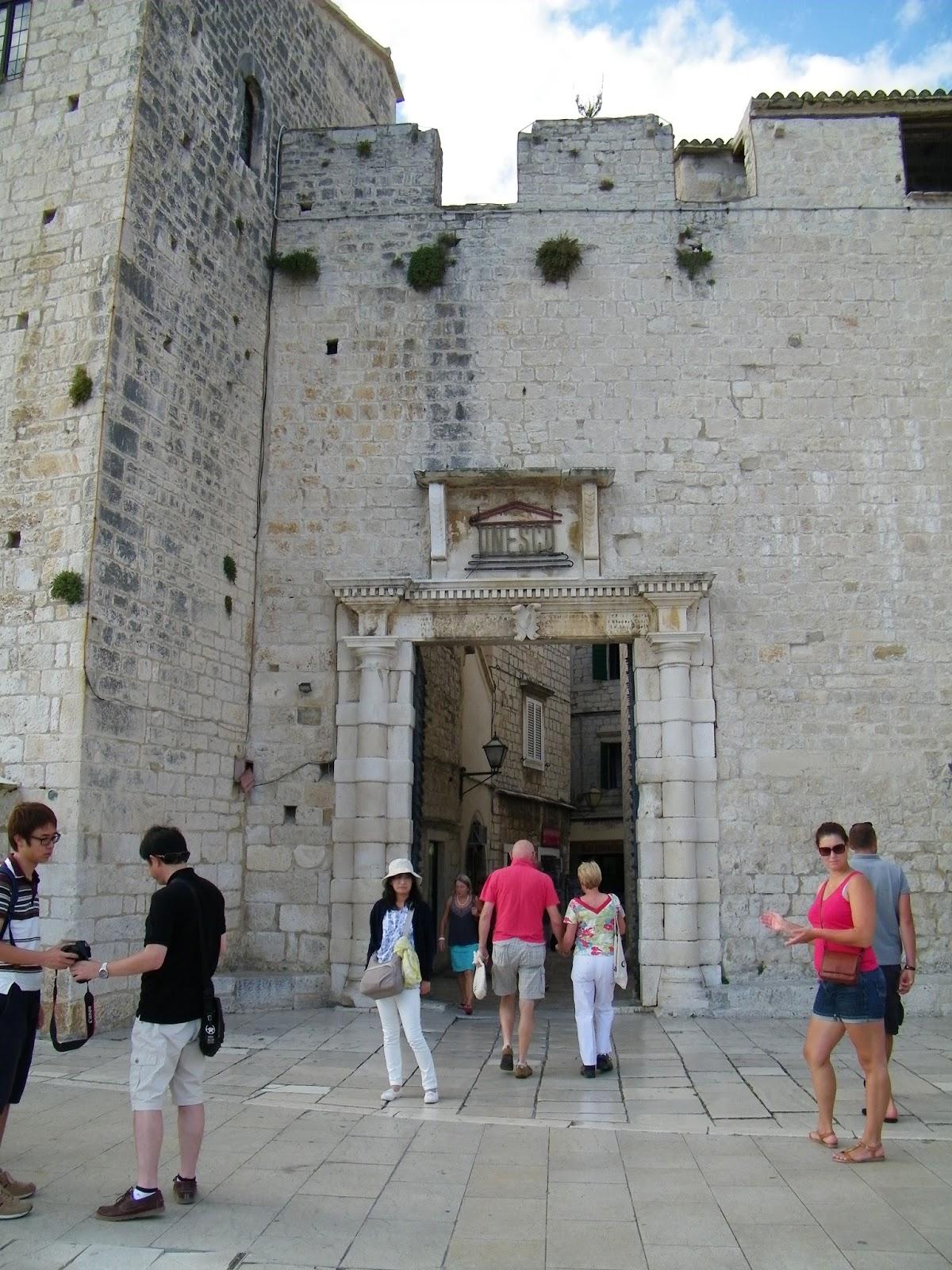 Brama Morska Trogir