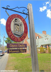 Museo Concord, Massachusetts