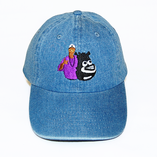 """Stitch by Stitch"" Cap 予約受付中"