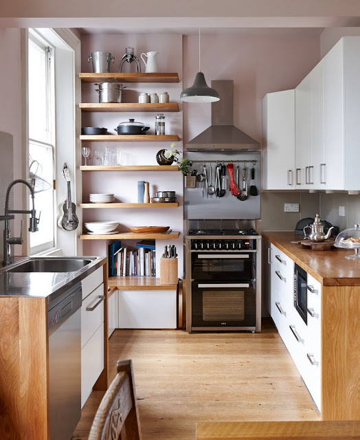 Open Shelving Unit Kitchen: Hate Open Shelving? These 15 Kitchens Might Convince You