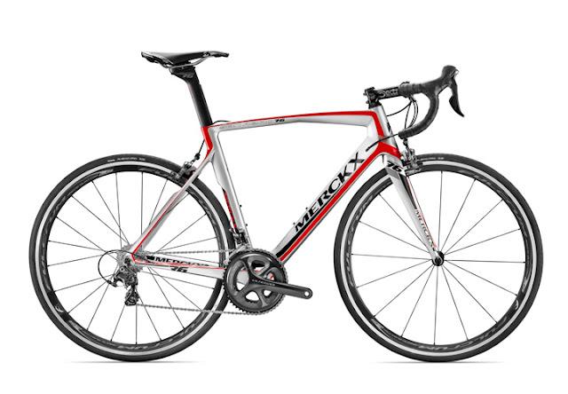 Eddy Merckx SANREMO 76, una bici extraordinaria
