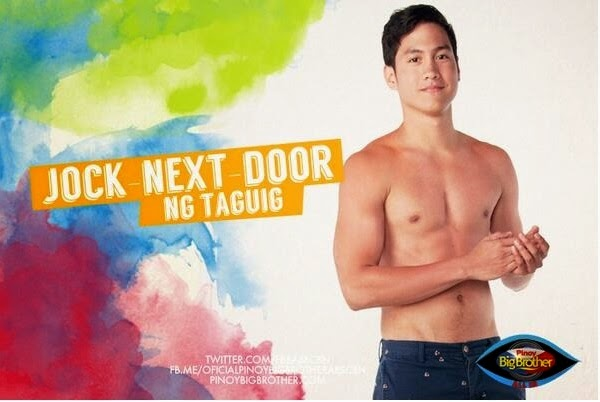Pinoy Big Brother All Housemates photos - Axel Torres Jock-Next-Door