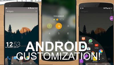 Android Customisation