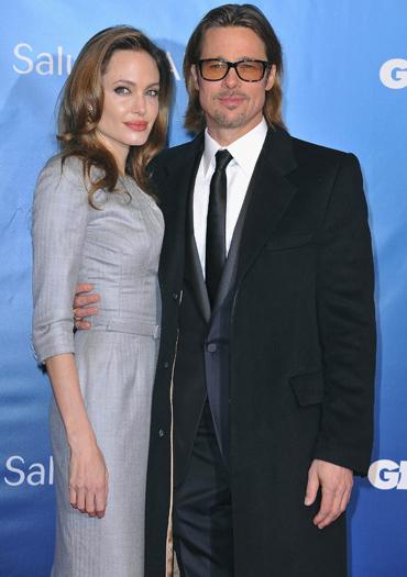 Angelina Jolie gasta US$ 1 milhão e dá helicóptero de presente a Brad Pitt