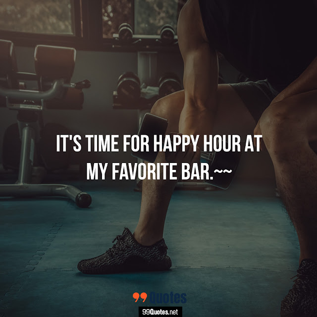 quotes on working out