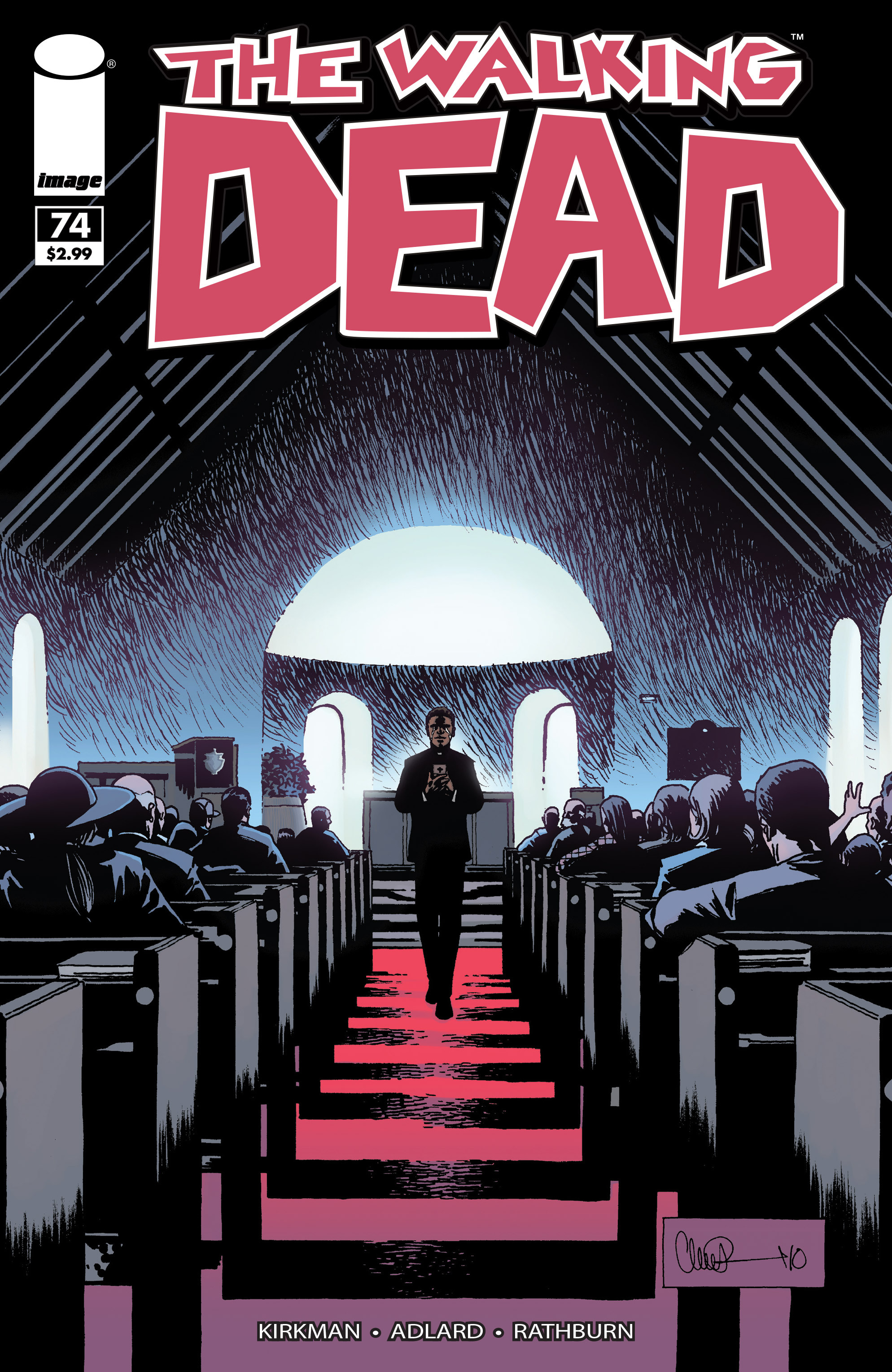The Walking Dead 74 Page 1