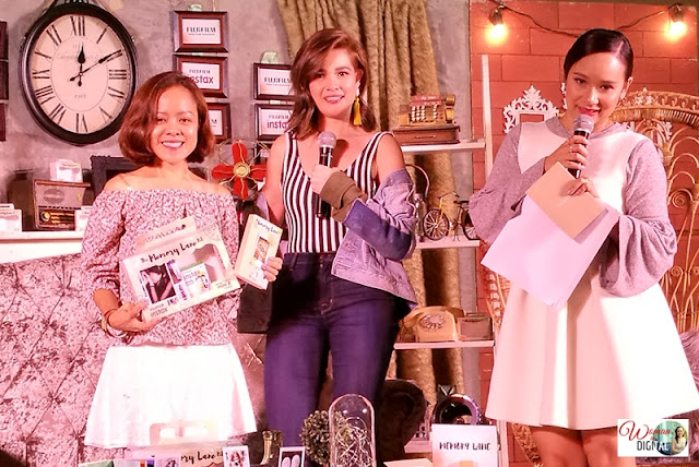 Instax Mini 8 Memory Lane Album with Bea Alonzo