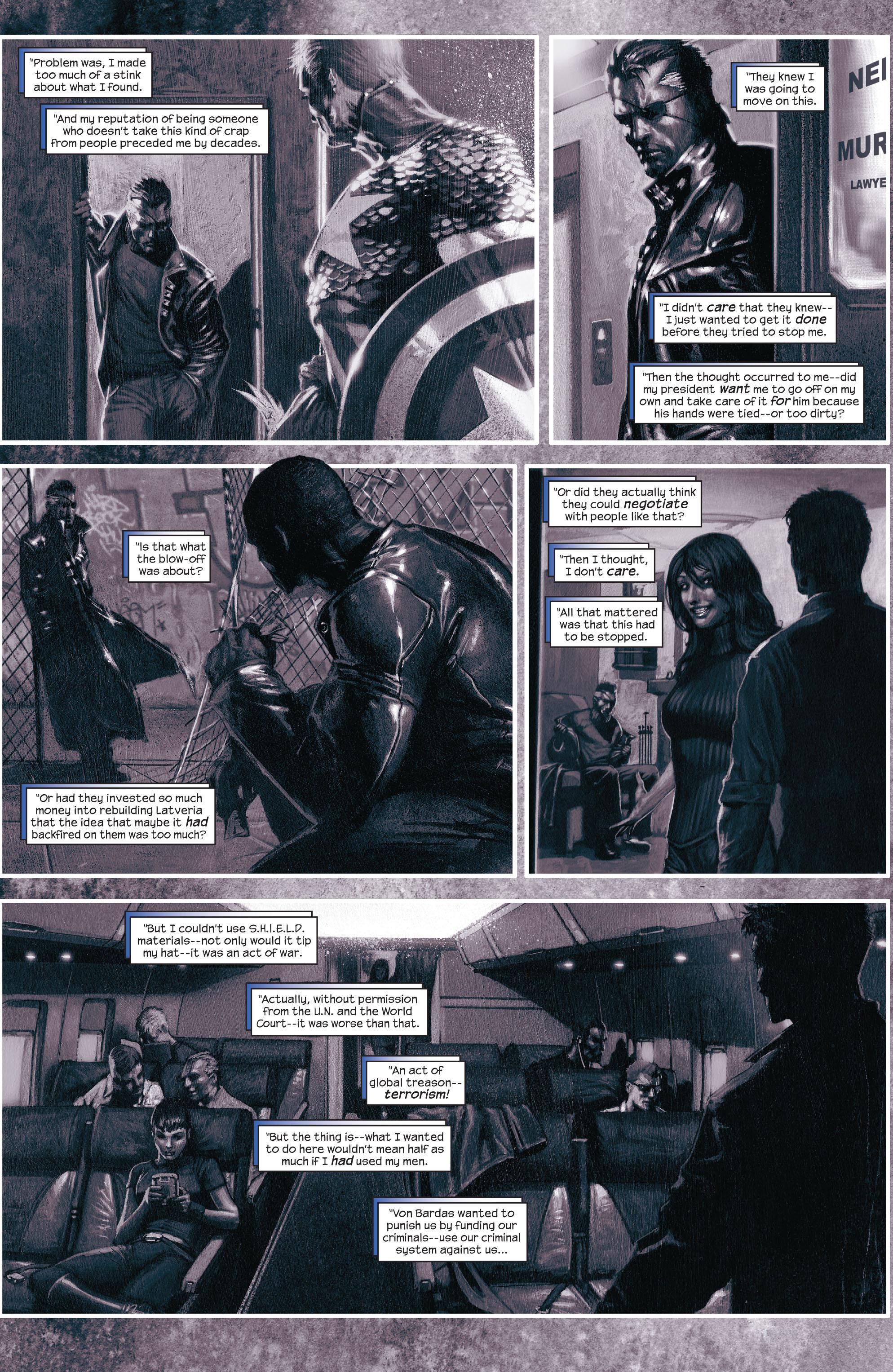 Read online Secret War comic -  Issue # Full - 108