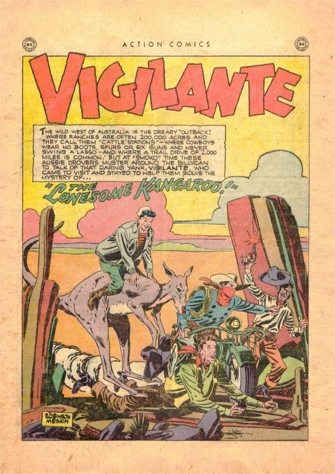 Read online Action Comics (1938) comic -  Issue #124 - 43