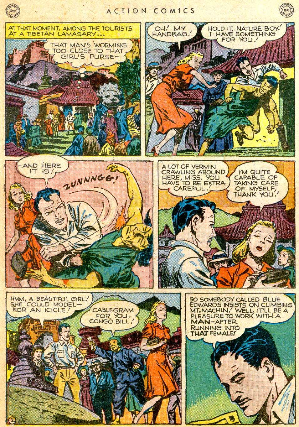 Read online Action Comics (1938) comic -  Issue #126 - 18