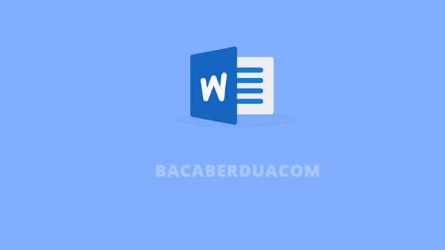 Mengatasi Selection Is Locked Microsoft Word 2019