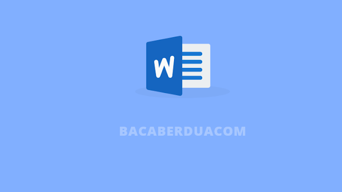 (BARU) Mengatasi Selection is Locked Microsoft Word 2019