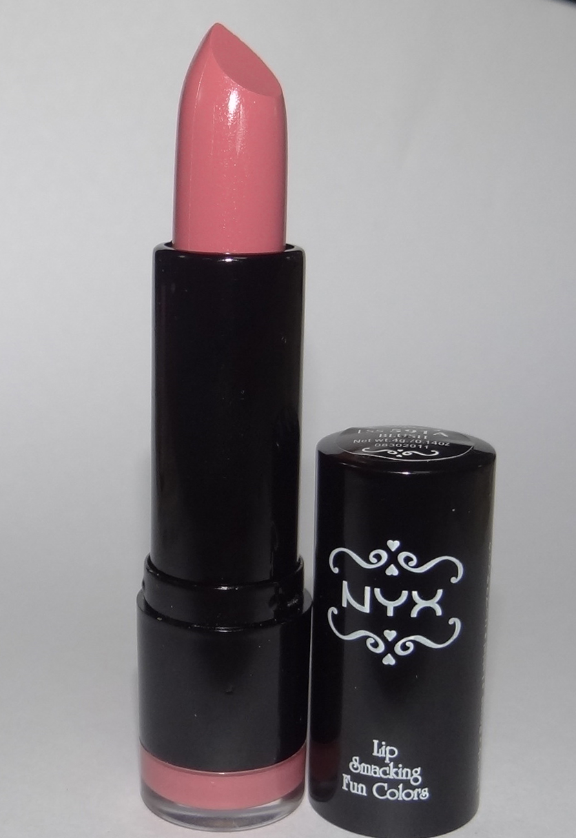nyx round lipstick review swatches amp photos chamber of