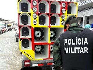 Resultado de imagem para Promotoria de Justiça de Afonso Bezerra quer coibir paredões de som