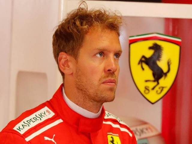 Vettel: Musuh Terbesarku Musim Ini adalah Diri Sendiri