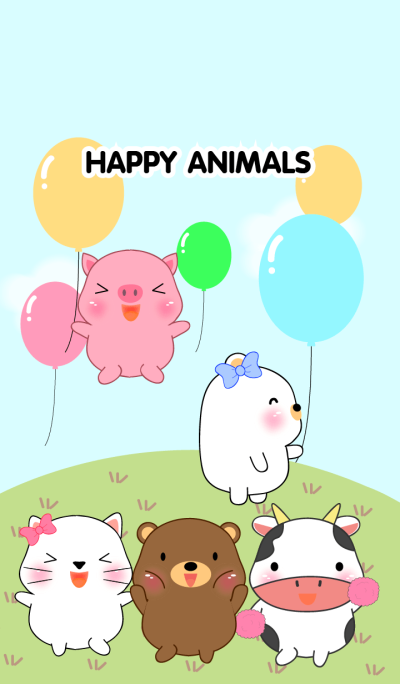 Happy Animals Theme