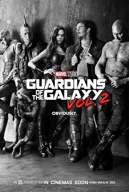 novo filme marvel, guardiôes da galaxia 2
