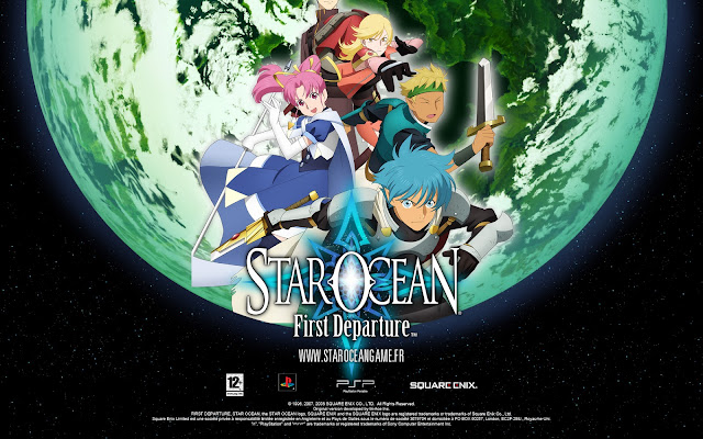 Star Ocean Wallpapers 1