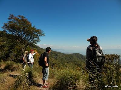 Excursión Sierra el Tecuán - Chupinaya - Ajijic