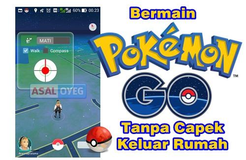 pokemon go jalan sendiri