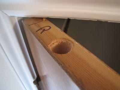 Тайник в двери. Процесс изготовления фото 21