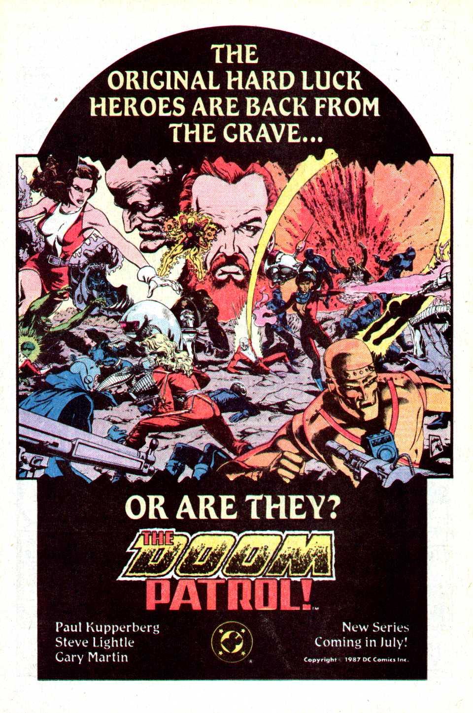 Read online Secret Origins (1986) comic -  Issue #18 - 34