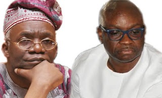 Purge yourself of hatred for Fayose - Governor's aide advises Falana