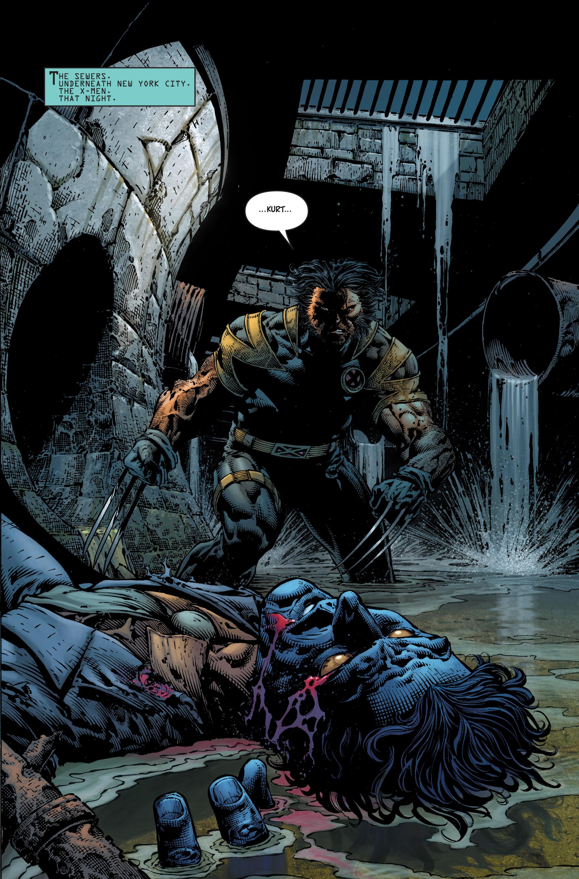 Read online Ultimatum comic -  Issue #3 - 9