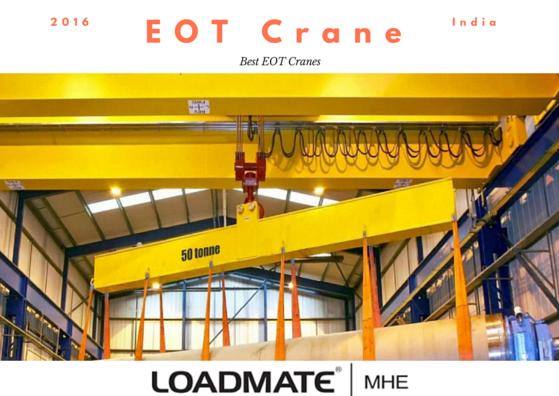 Double Girder EOT Crane
