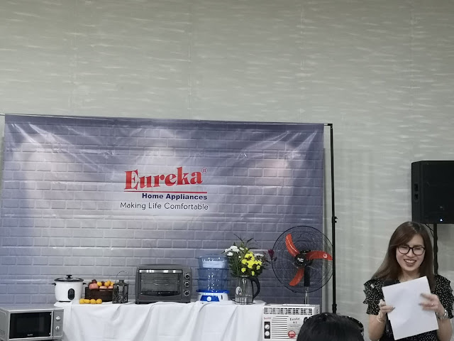 Eureka Electric Appliances; Making Life Comfortable