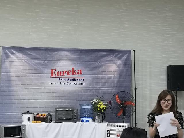 Eureka Electric Appliances; Making Life Comfortable