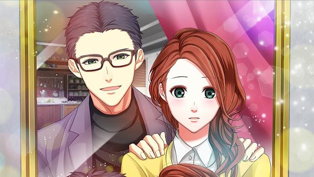 Otome Otaku Girl Shall We Date Modern Cinderella Chris Main