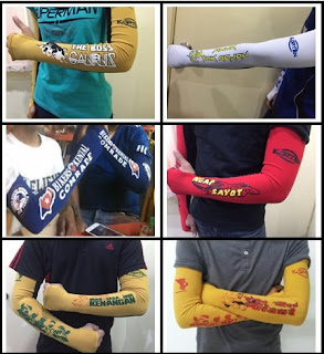 Handsock Kapten, Sarung tangan lengan panjang, Produk kapten.