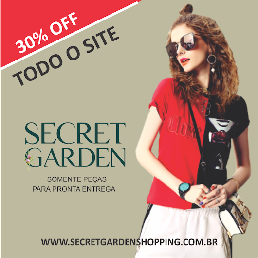 Secret Garden - Discover Shopping Online