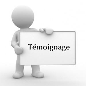 témoignage