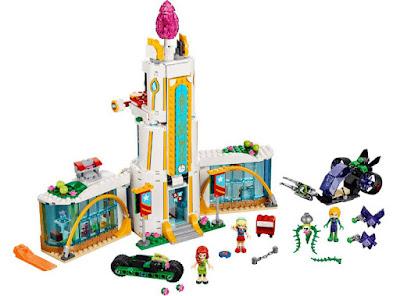 JUGUETES - LEGO DC Super Hero Girls   41232 Instituto Super Hero : High School  Juego de construcción | Serie Televisión  Comprar en Amazon España