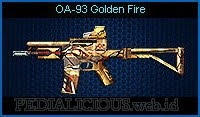 OA-93 Golden Fire