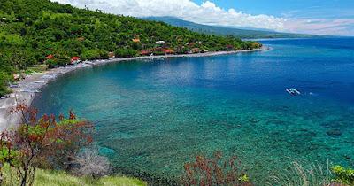 Patai Amed Bali, Pesona Pantai Indah Indonesia