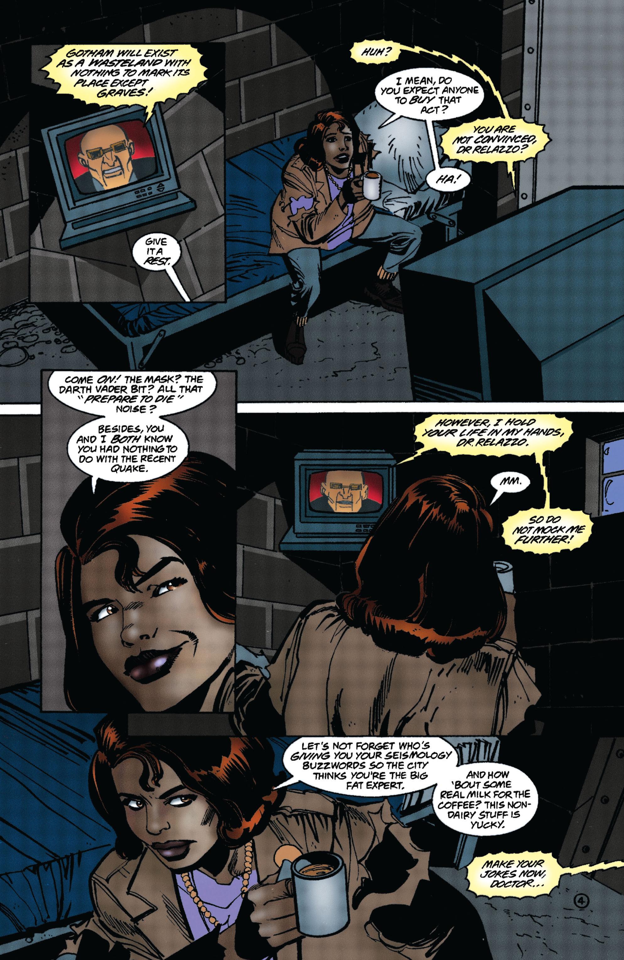Detective Comics (1937) 721 Page 3